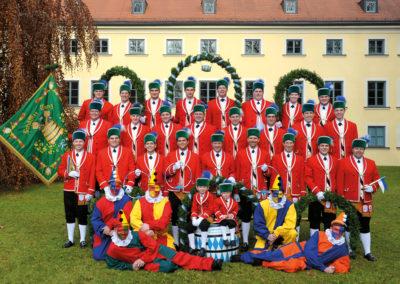 Schäfflertanz 2012