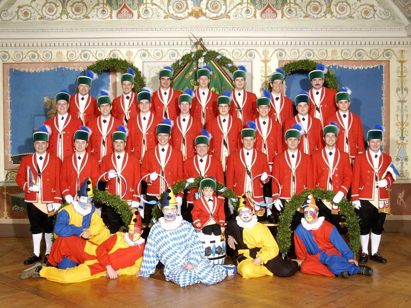 Schäfflertanz 2005